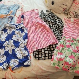 Toddler girl's Summer Dresses size 4/4T